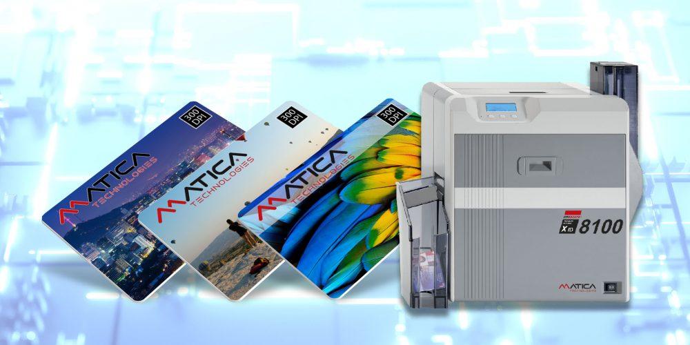 Matica XID: Ultra-reliable retransfer printing
